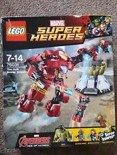 Lego Super Heroes-The Hulk Buster Smash-Set no. 76031-Nuevo