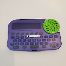 Franklin Kid-1240 Talking Dictionary parts only