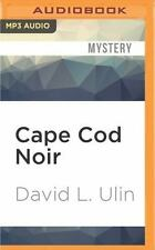 Akashic Noir: Cape Cod Noir by David L. Ulin (2016, MP3 CD, Unabridged)