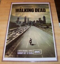 The Walking Dead Season One TWD 11X17 AMC Poster