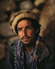 AHMAD SHAH MASSOUD 8X10 PHOTO PICTURE PRINT_2 28012000690