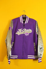 New NCAA Kansas State Wildcats embroidered  women's sweat jacket L