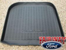 10 thru 17 Taurus OEM Genuine Ford Parts Black Cargo Area Trunk Protector Mat