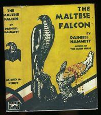 Hammett, Dashiell: The Maltese Falcon Hb/Dj '93 reprint