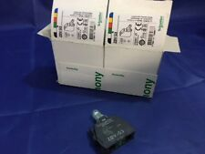 LOT/5* NEW* SCHNEIDER ZBV-G3 PUSH BUTTON LED LAMPS (GREEN)