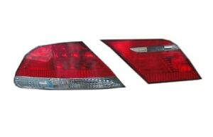 Passenger Right Inner & Outer Genuine Tail Lights Lamps For BMW F01 F02 7 Series