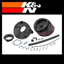 K&N Custom Air Filter Assembly- Various Harley Davidson Motorcycles - RK-3910-1