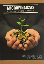 Microfinanzas Métodos y Técnicas de Análisis Libro de texto Cómo Analizar MiPYME