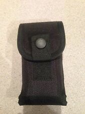 LEGEAR POLICE ISSUE TACTICAL BLACK DUTY MEDIUM GENERAL UTILITY KIT BELT POUCH