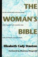 The Woman's Bible, Stanton, Elizabeth Cady,1555531628, Book, Good