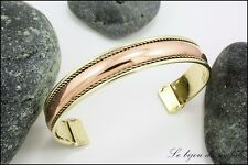 rame donna gioielli braccialetto Copper bracelet jewelry woman AIBCC 02