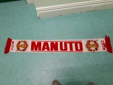 Man Utd Football Supporters Scarf
