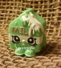 NEW Shopkins Season 1 Rare Green Spilt Milk 1-075 figure Dairy collection