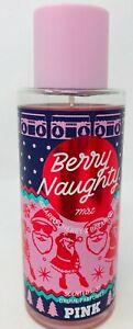 1 VICTORIA'S SECRET PINK BERRY NAUGHTY FINE FRAGRANCE MIST BODY SPRAY 8.4 OZ