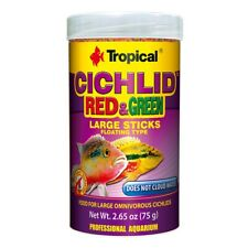 Tropical CICHLID RED & GREEN LARGE STICKS 1000ml