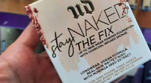 Original Urban Decay Stay Naked The Fix Powder Foundation Pick 1 New In Box