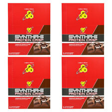 4X BSN SYNTHA-6 PROTEIN CRISP HIGH PROTEIN BAR DAILY BODY CARE SUPPORT HEALTHY