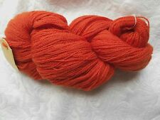Vintage Paterna Paternayan 2-ply crewel wool Pumpkin family  Color #952  4oz