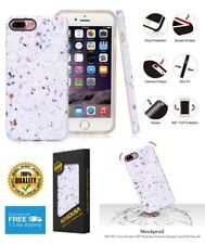 Iphone7 Plus Marble Speck Case Pastel Real Extra Slim Fashion Protective, Gilrs