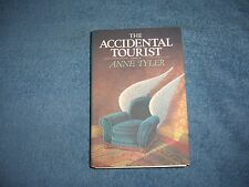 THE ACCIDENTAL TOURIST by Anne Tyler/1st Ed/Signed/HCDJ/Literature/Historical