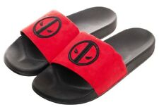 Deadpool Velvet Slip On Slipper Shoes