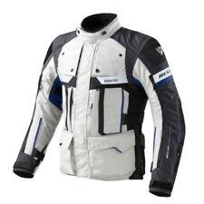 Blousons gris ajustable à dos pour motocyclette