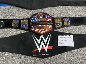 WWE US BELT