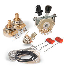 Golden Age Premium Wiring Kit for Telecaster with 4-way Switch