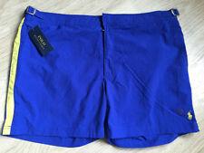 Ralph Lauren Patternless Regular Size Swimwear for Men