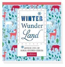 Winter-Wunder-Land (2016, Taschenbuch)