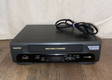 New ListingSamtron by Samsung Vcr Vhs Player Video Recorder Sv-C20 Works and Tested!