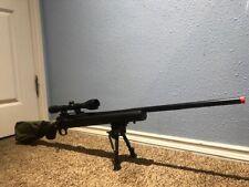 New listing KJW Full Metal M700 Airsoft Sniper Rifle Take Down Model