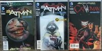 Batman (2011) #13,18 Variant Covers + Catwoman (2011) #13 2nd Print Dc New 52