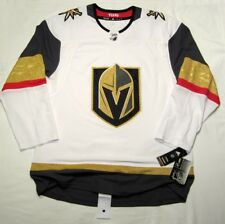 VEGAS GOLDEN KNIGHTS size 56 = XXL ADIDAS HOCKEY JERSEY Climalite Authentic Away