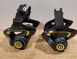 Razor Jetts Heel Wheels Adjustable Roller Skates. Fits Youth to Adult
