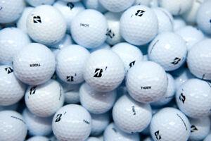 50 Bridgestone Tour B XS Tiger Woods Edition Golf Balls. LIMITED EDITION