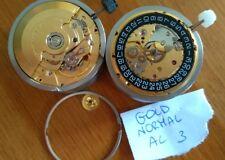 ETA 2824_2 GOLD ORIGINALE disco nero al 3