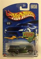 Hot Wheels Collector #017 Die-Cast Metal Car Jester First Editions 2001 Mattel