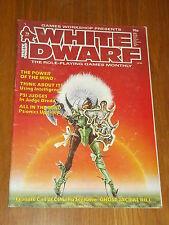 WHITE DWARF #79 ROLE-PLAYING GAMES WORKSHOP UK MAGAZINE~