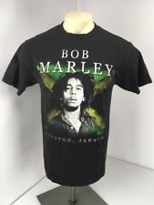 VTG 90s Bob Marley Rasta Jamaica T-Shirt Mens Size M Wailers Reggae Skate