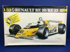 Heller 1/12 BIG SCALE Renault RE 20/RE 23   No. 791
