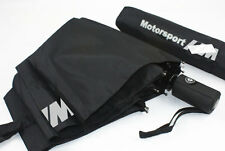 Man Black AUTO Open/Close Folding umbrella Fit For BMW ///M M Series CAR Gifts K