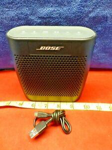 Bose SoundLink Color Black Bluetooth Mini II Speaker 415859