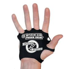 Tough Skin Small PALM PROTECTOR HAND GUARDS GRIP GYM GLOVE PULL UP LIFT Weights