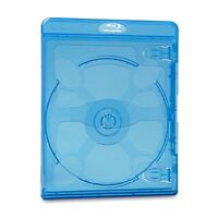 Verbatim 98603 Blu-ray Dvd Blue Cases - 30pk Taa Compliant