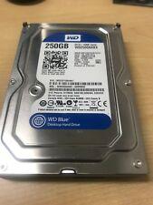 Western Digital WD2500AAKX 250GB 720RPM SATA 6Gb/s 3.5in Desktop Hard Drive Blue