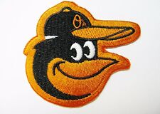 """LOT OF (1) BALTIMORE ORIOLES BASEBALL PATCH  PATCHES (2 5/8"""" x 2 3/8"""") # 70"""