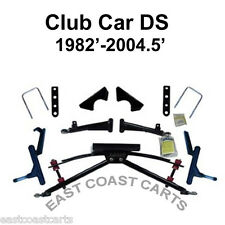"Club Car Golf Cart 1982'-2004' JAKE'S 4"" DOUBLE A-Arm Lift Kit  #7460"