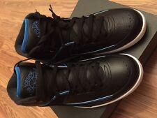 "Nike Air Jordan 2 Retro ""Radio Raheem""blk/blu/pnk/wt Sz 11 834274 014 Deadstock"
