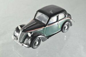 JS043 Brumm r215 1:43 1949 Fiat 1100 Taxi de Milan A/-